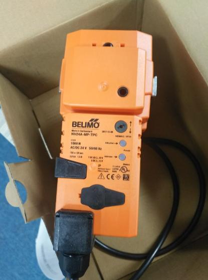 瑞士BELIMO电磁阀的基本作用及使用原理