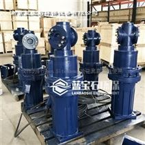 蓝宝石WQ 型无堵塞潜水排污泵性能特点