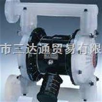 固瑞克氣動雙隔膜泵