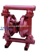 隔膜泵價格:鑄鐵氣動隔膜泵