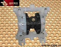 QBY 氣動工程塑料隔膜泵