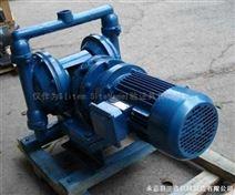 DBY 不銹鋼電動隔膜泵