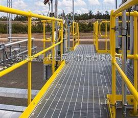 平台钢格栅|钢制格栅盖板