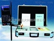 中西 打印式流速流量仪 库号:M330316