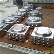 316不锈钢防锈处理LVDT防爆接线箱