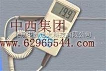 中西 便携式数字温度计库号:M315728