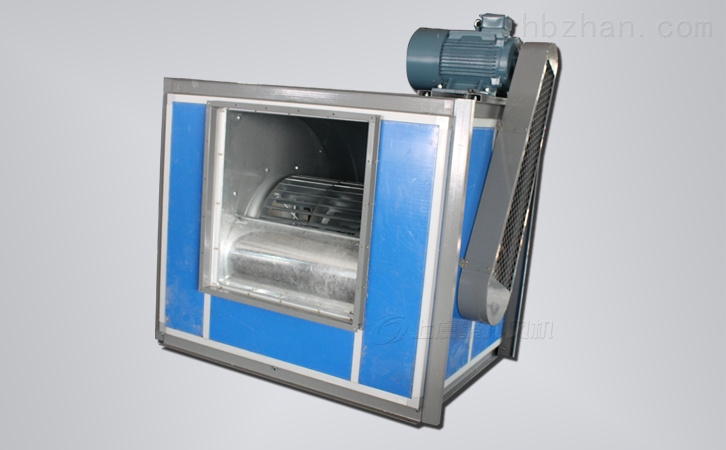HTFC(DT)消防通风两用柜式离心风机箱