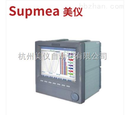 SUP8000B-无纸记录仪
