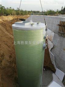 地埋式预制泵站价格