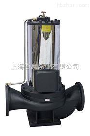 立式管道屏蔽泵