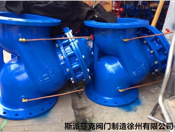 jd745x-16c 水利阀防倒流防水锤多功能水泵控制阀图片