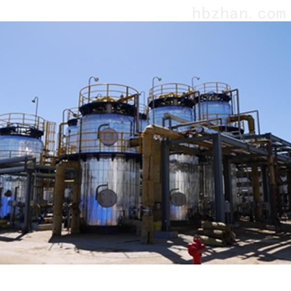 工业废水深度处理技术