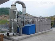 汽车喷漆废气处理装置_环保仪器