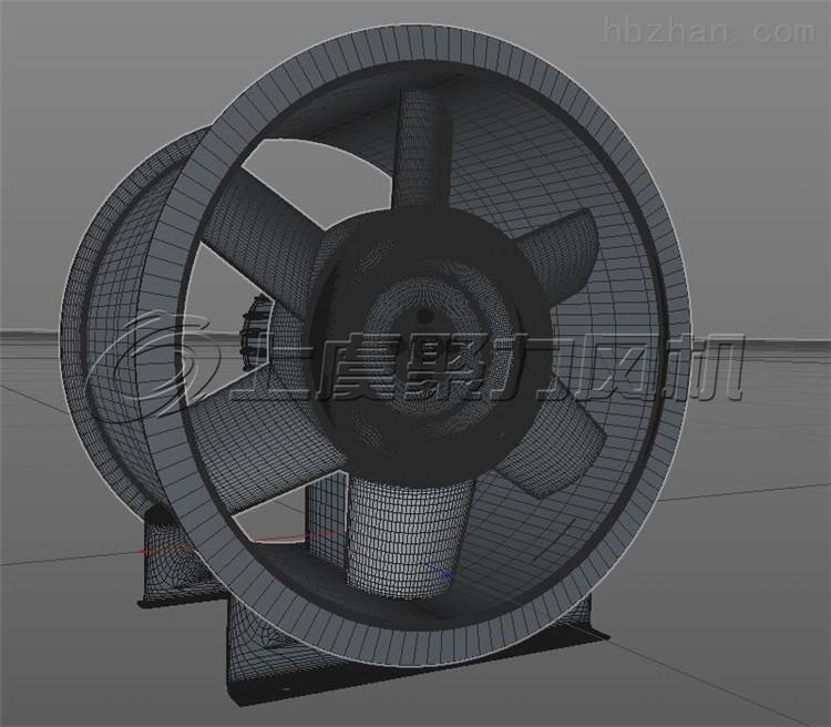 SDF增压管道风机SZF系列大型轴流风机