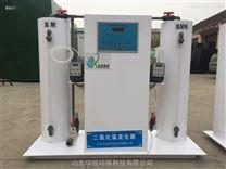 一體化二氧化氯發生器工藝特點