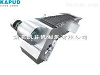 电厂进水口GSHP型不锈钢齿耙格栅除污机
