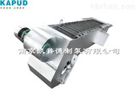 食品加工厂余料处理 耙齿机械式回转格栅机