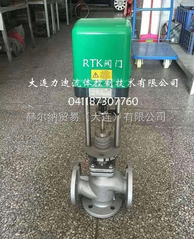 总经销rtk调节阀-力迪流体控制技术有限公司图片