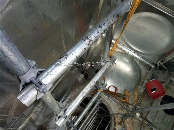 成都安德镇地埋箱泵消防增压设备泵站