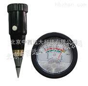 中西厂家便携式土壤酸度计库号:M407211