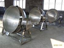 扬州可倾斜燃气夹层锅煮粥专用厂家价格
