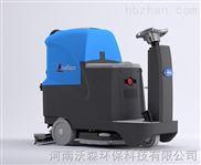 濟源全自動多功能二合一駕駛式洗地機