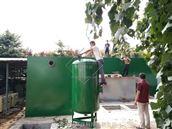 清洗海鲜污水处理设备