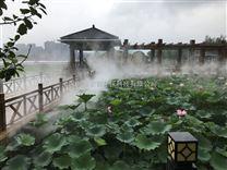 公园人造雾、喷雾施工、酒店喷雾降温