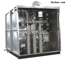 ZJXG 智能静音箱式供水设备