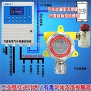 化工廠車間磷化氫濃度報警器,氣體報警器廠家使用說明書下載
