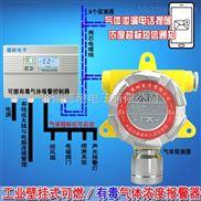 酒店厨房天然气浓度报警器,可燃气体探测仪有哪些功能