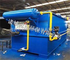 GRQF过滤出油加压溶气气浮机动力消耗省
