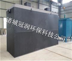 GR-SH300吨旅游区成套生活污水处理设备加工价格