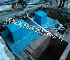 GRHY机械加工化工含油污水处理设备冠润生物工艺