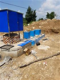 汉川市机场生活废水一体化设备