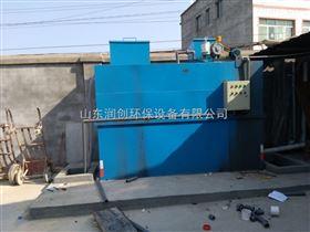 赤壁市旅游区生活废水一体化设备