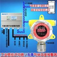 工业罐区二氧化碳气体报警器,气体报警探测器怎么安装?