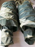 散裝機帆布伸縮筒(內筒卸料外筒收塵)