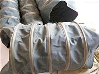 粉塵卸料內外伸縮帆布筒廠家