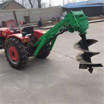 挖掘机式电线杆挖坑机