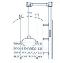 鋼帶浮子液位計