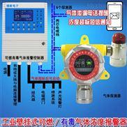 快餐店廚房液化氣報警器,防爆型可燃氣體探測器輸出什麼信號啊?