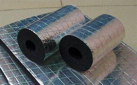 药厂管道保温橡塑管壳厂家