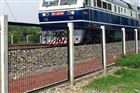 直销金属铁路护栏网防护栅栏