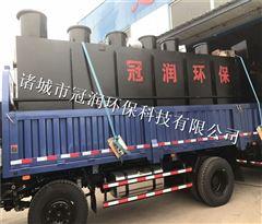Gr油气田含油污水处理设备及方法解决方案