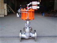 J641W不锈钢气动截止阀