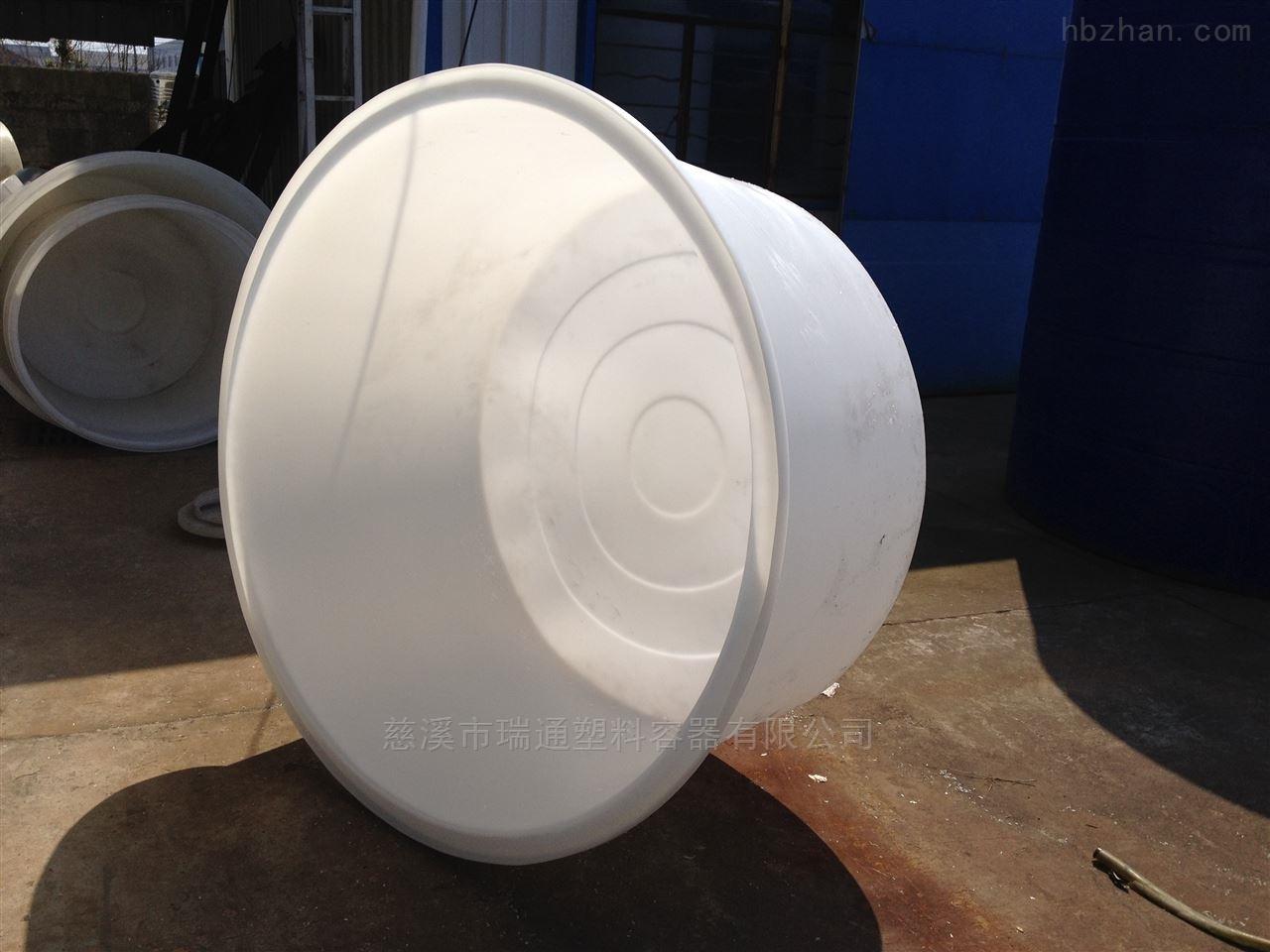 昆山牛筋料500公斤塑料發酵圓桶一體成型