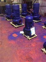 ISG/IRG立式单级管道泵