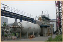 直燃式熱氧化焚燒爐(有機廢氣)