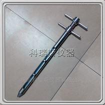 T03316L粉末取样器(窗口关闭式取样探子)T03系列